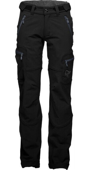 Norrøna Junior Svalbard Flex1 Pants Caviar (7718)